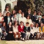 Primo gruppo maturi Liceo a.s. 1984/85