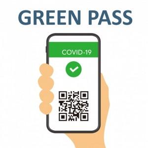 Nuovi disposizioni - Green Pass