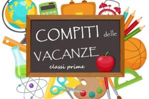 COMPITO VACANZE CLASSI PRIME