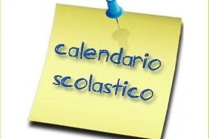 CALENDARIO SCOLASTICO 2016/2017