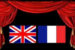 Teatro in lingua (inglese e francese)