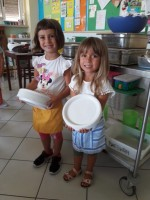 Il pranzo a scuola